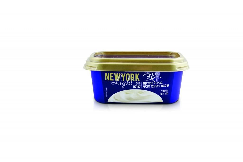 גבינת ניו יורק מחלבות גד כשרות מהדרין