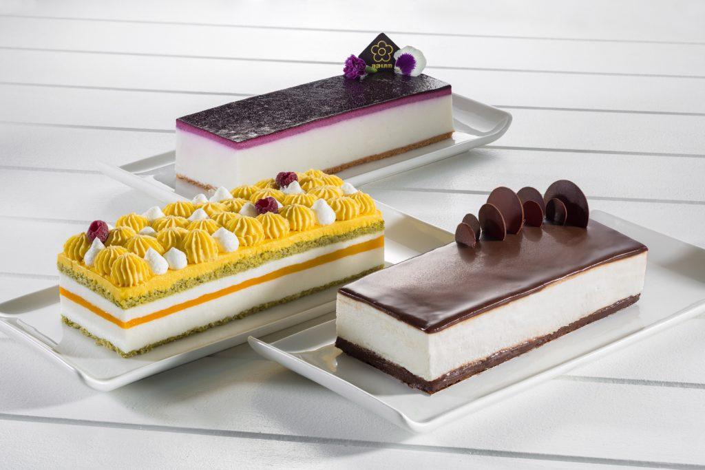 עוגות גבינה של מתוקה סרביס